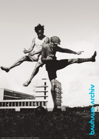 Jump over the Bauhaus
